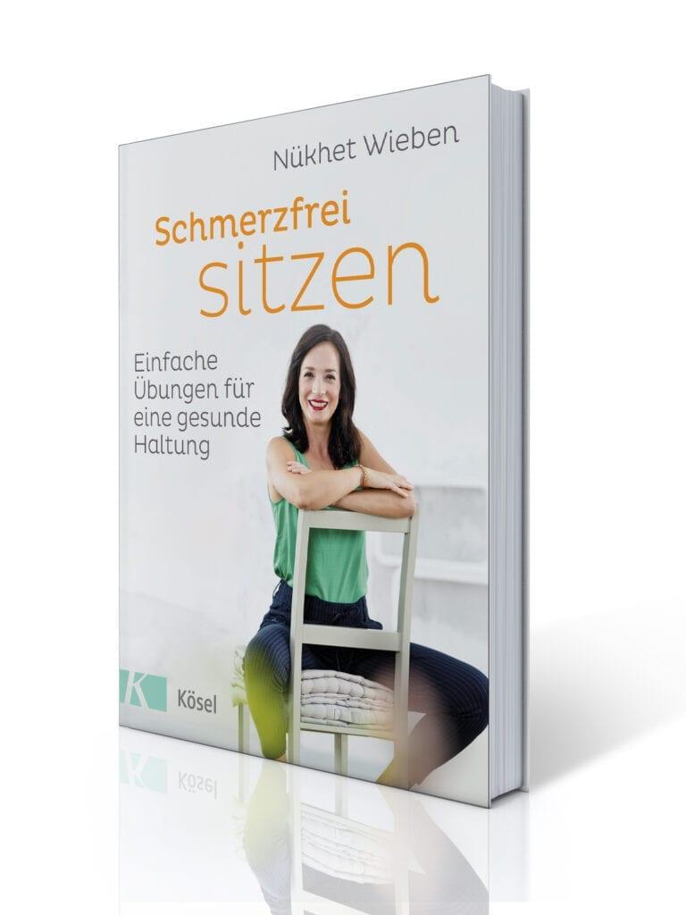 Schmerzfrei sitzen das Buch von Nükhet Wieben